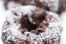 Шоколадови донъти