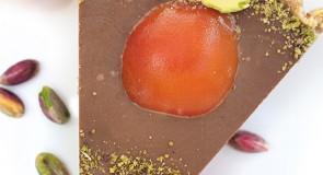 Шоколадов пай с кайсии