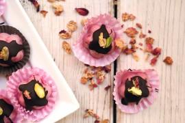 Малинови бонбони