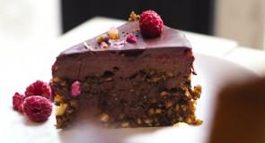 """Шоколадова торта """"Рози в шоколад"""""""