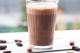 Енергиен шейк с какао и мака/ Cacao and Maca Energy Shake